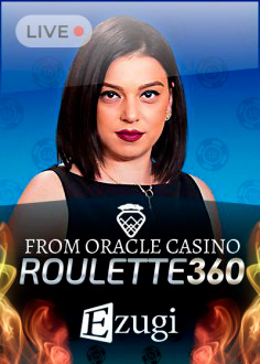 From oracle casino Roulette 360